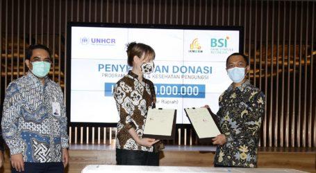 Bank Syariah Indonesia Salurkan Dana Zakat Rp. 1 Miliar untuk Bantu Pengungsi
