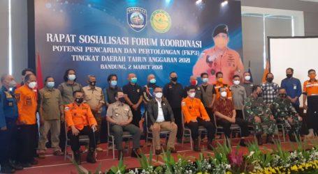 UAR Bergabung dalam Sosialisasi FKP3 Jawa Barat