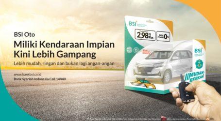 Bank Syariah Indonesia Dorong Pembiayaan Otomotif