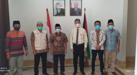 Dubes Palestina Sampaikan Selamat kepada Pengurus Baru AWG
