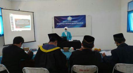 STAI Al-Fatah Gelar Sidang Skripsi Mahasiswa KPI