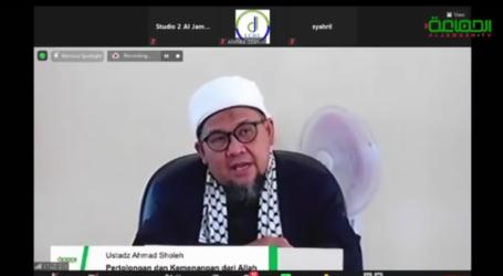 Ustaz Ahso: Pahami Pertolongan Allah kepada Umat Islam