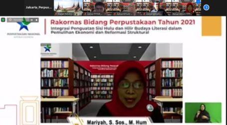 FPPTI: Anggaran Bahan Baca Perpustakaan Berkurang Akibat Pandemi