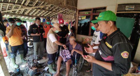 Imaam Yaksyallah Kunjungi Kampung Babakan Rengas yang Tergenang Banjir