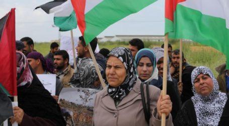 Aktivis Kanada Peduli Palestina Peringati Hari Tanah ke-45