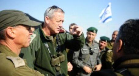 Gantz Sebut Dirinya Mungkin Akan Diselidiki Terkait Kejahatan Perang di Palestina