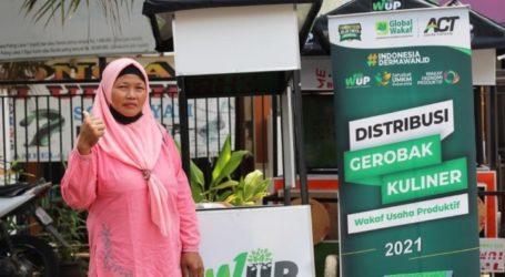 Gerobak Wakaf untuk Dorong Produktivitas UMKM
