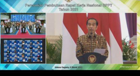 Jokowi: BPPT Harus Jadi Otak Pemulihan Ekonomi Nasional