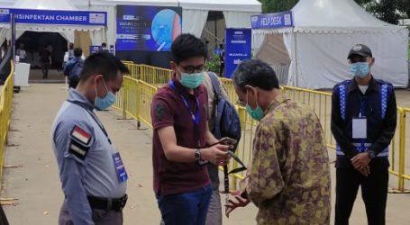 Vaksinasi Dosis Kedua Bagi Wartawan Jabodetabek Diadakan Besok