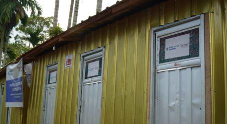 Laznas-BMM BSB Bangun Fasilitas MCK dan Air Bersih di Mamuju