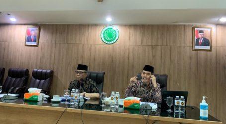 Komisi Fatwa MUI Bahas Pelaksanaan Vaksinasi Saat Berpuasa