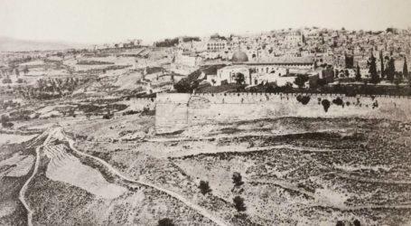Siapa Yang Pertama Membangun Masjidil Aqsha?