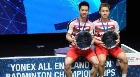 Badminton All England 2021: Hasil Drawing Pebulutangkis Indonesia