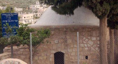 Pemukim Ekstrimis Yahudi Serbu Situs-Situs Suci Islam di Kota Salfit
