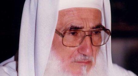 Hamas Sampaikan Takziyah Atas Wafatnya Ulama Islam Syaikh Al-Shabuni