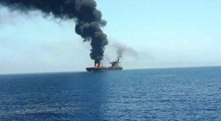 Kapal Milik Pengusaha Israel Jadi Sasaran Serangan di Laut Teluk