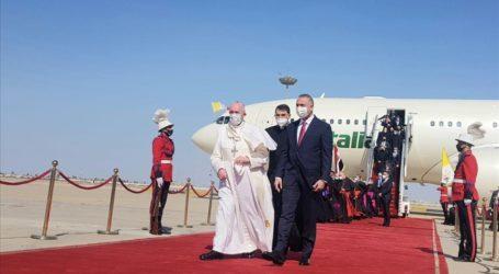 Paus Fransiskus di Irak, Serukan Diakhirinya Kekerasan dan Perpecahan Agama