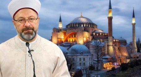 Turki: Isra Mi'raj Momentum Persatuan Umat untuk Pembebasan Al-Aqsa