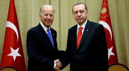 Gedung Putih : Biden, Erdogan akan Jadwalkan Pertemuan pada Juni