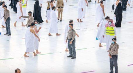 Lebih dari 750 Petugas Dikerahkan untuk Mengatur Jamaah Umrah