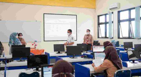 Wagub Ariza Tinjau Pelaksanaan Hari Pertama Uji Coba Pembukaan Sekolah Terbatas