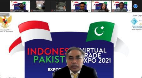 KBRI Islamabad Gelar Virtual Trade Expo 2021