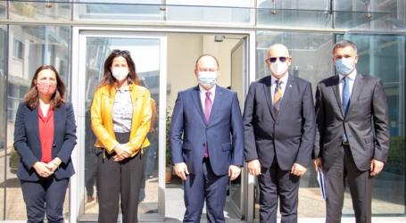 Delegasi Rumania Kunjungi UNRWA di Yordania