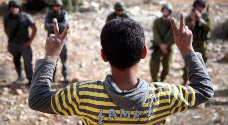 Hari Anak Palestina: 140 Anak di Bawah Umur Ditahan di Penjara Israel