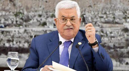 Survei: 80 Persen Warga Palestina Ingin Abbas Mundur
