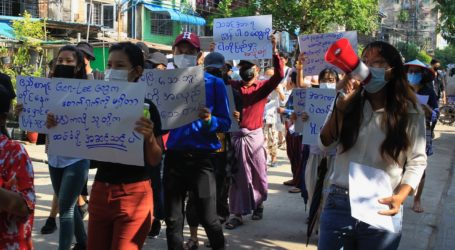 Myanmar: Banyak Demonstran Tewas, Dubes di PBB Desak Zona Larangan Terbang