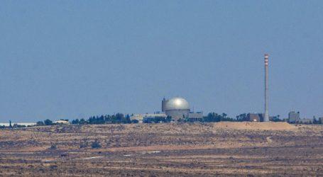 Rudal Jatuh Dekat Fasilitas Nuklir Israel