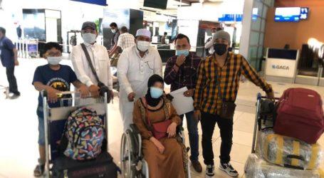 KJRI Jeddah dan Masyarakat Indonesia Bantu Pemulangan WNI yang Lumpuh