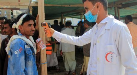 Yaman Mulai Kampanye Vaksinasi Covid-19