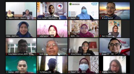 BPJPH Jelaskan Penyelenggaraan Produk Halal Indonesia Kepada American Chamber