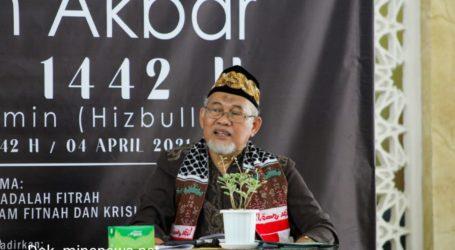 Abul Hidayat Sampaikan Tiga Jaminan dari Allah untuk Umat Islam