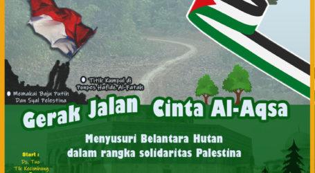 Ponpes Hafidz Al-Fatah Jambi Akan Adakan Long March Cinta Al-Aqsa