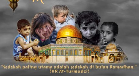 Maemuna Center Buka Donasi Paket Ramadhan untuk Gaza