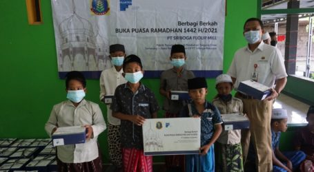 Pekan Pertama Ramadhan, Berbagi 1.100 Paket Buka Puasa di Jateng