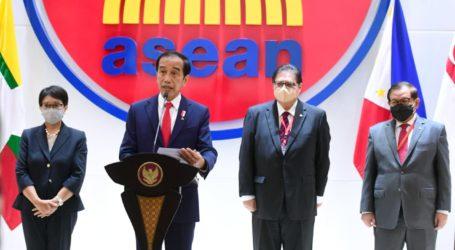 Indonesia Minta Komitmen Pemimpin Junta Hentikan Kekerasan di Myanmar