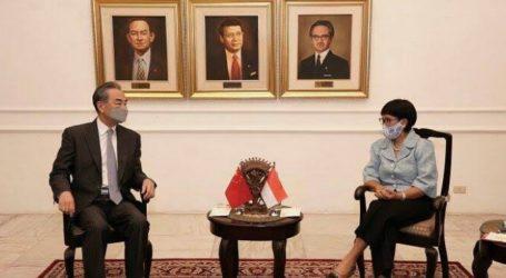 Menlu RI: China Dukung ASEAN Mediasi Konflik Myanmar