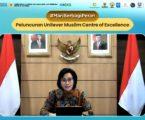 Menkeu Dukung Pembangunan Ekosistem Industri Halal Indonesia