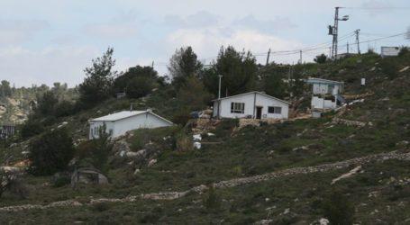 Pemukim Yahudi Perluas Permukiman di Lembah Yordan