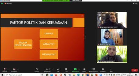 Diaspora Pemuda Indonesia di Turki Gelar Webinar Tradisi Ramadhan Era Ottoman