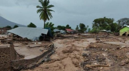 Menag Instruksikan Jajarannya Bantu Masyarakat Terdampak Banjir di NTT