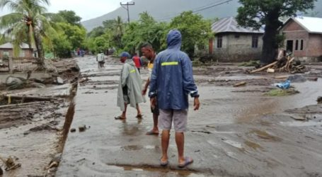 Wagub NTT: 80 Meninggal Akibat Banjir di Lembata dan Flores Timur