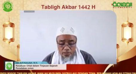Ustaz Arif Hizbullah: Umat Islam Pasti Bersatu