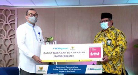 BCA Syariah dan BAZNAS Gelar Bincang Virtual tentang Zakat