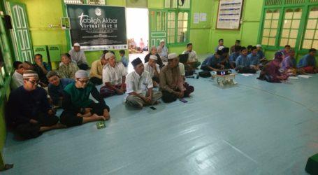 Jama'ah Muslimin di Wilayah Terjauh Kalbar Ikuti Tabligh Akbar