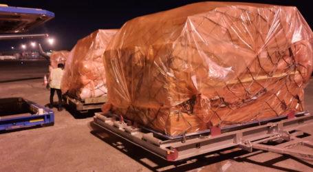 BNPB Terus Distribusikan Bantuan Logistik Bencana di NTT