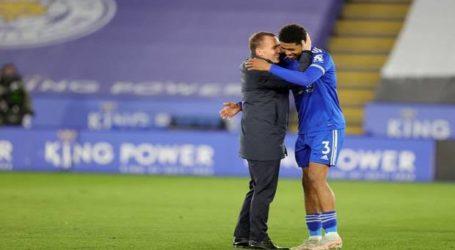 Pesepakbola Leicester City Buka Puasa Di Tengah Pertandingan
